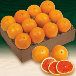 Crimson Red Navel Oranges